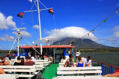 Transfer Isla de Ometepe
