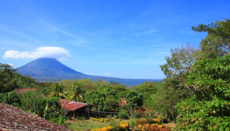 Ometepe Island culture and history tour