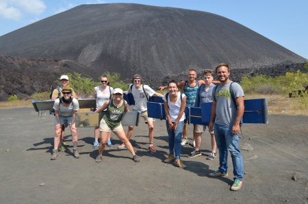 Cerro Negro, San Jacinto and Tortilla Workshop