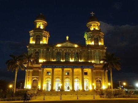 Bienvenido a Nicaragua!