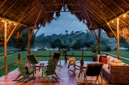 Guacimo Lodge - Bird Watching and Forest Trails