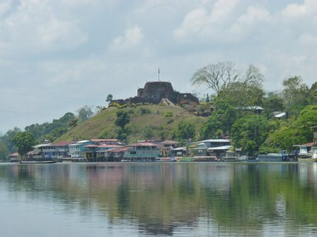 Visit El Castillo and travel on to Apoyo Lagoon